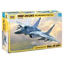 «<b>Сборная модель звезда</b>/<b>ZVEZDA</b>, <b>Российский</b> истребитель МиГ ...