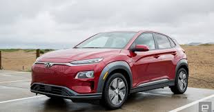 <b>Hyundai's</b> Kona EV is the <b>car</b> you didn't know you were waiting for