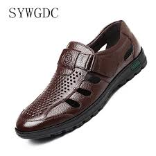 <b>SYWGDC</b> 2019 New Spring <b>Men</b> Suede <b>Leather</b> Loafers Wedding ...