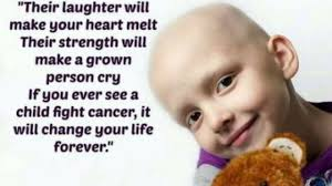 Childhood-Cancer-Awareness | Tumblr via Relatably.com