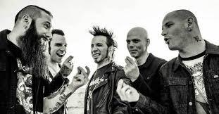Stone Sour Cover <b>Iron Maiden's Running</b> Free — Kerrang!