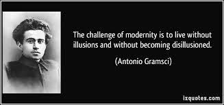 Antonio Gramsci Image Quotation #2 - QuotationOf . COM