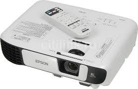 Купить <b>Проектор EPSON EB-W42</b> белый в интернет-магазине ...