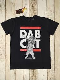 Футболка для мальчика кот (<b>dab cat</b>), цена - 145 грн, #31205468 ...