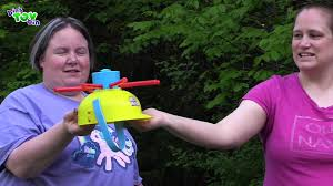 <b>Wet Head</b> - Water Roulette Game | Bins <b>Toy</b> Bin – Видео - Dailymotion