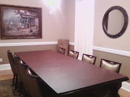 dining table protective covers protective table pads dining room tables