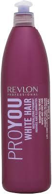 <b>Revlon Proyou</b> White Hair Shampoo, 350 ml: Amazon.co.uk: Beauty