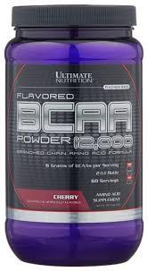 Купить BCAA Ultimate Nutrition BCAA 12000 Flavored (457 г ...