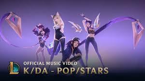 <b>K</b>/<b>DA</b> - POP/STARS (ft. Madison Beer, (G)I-DLE, Jaira Burns) | Music ...
