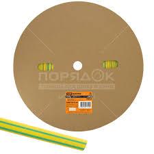 <b>Термоусадочная трубка TDM Electric</b> SQ0518-0129 4/2 желто ...