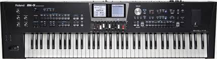 BK-9 | Клавишный инструмент с аккомпанементом - Roland