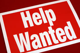 what i ve learned about outsourcing so far help wanted sign