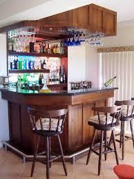 room home barcorner bar cabinet furntiure modern mini bar interior smooth wooden mini bar with open shelving x