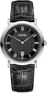 Швейцарские наручные <b>часы Roamer 934.856.41.51.09 мужские</b> ...
