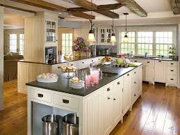 Country French Kitchen Decor Interior Remarkable Country French Kitchen Decor Ideas With Brown