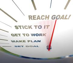 new year new goals how will you tackle them the modern gladiator reaching your goal