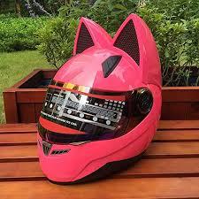 KUI <b>Cat Ear</b> Band <b>Angle</b> Helmet Motorcycle- Buy Online in Maldives ...