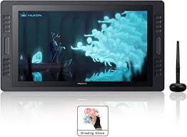 <b>HUION KAMVAS PRO 20</b> GT-192 Graphics Drawing Tablet Monitor ...
