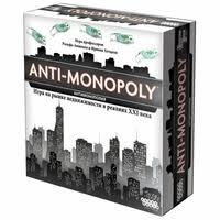 <b>Настольная игра HOBBY WORLD</b> Антимонополия — Настольные ...