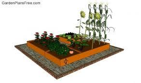 Small Picture Garden Design Garden Design with Build Raised Garden Beds For