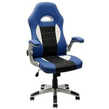 cheap furmax gaming chair executive racing style bucket seat pu leather office chair computer swivel lumbar bucket seat desk chair