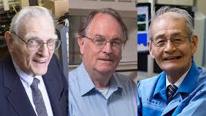 Development of <b>the lithium</b>-<b>ion</b> battery wins the chemistry Nobel ...