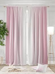 Комплект штор <b>Ланджит</b> (<b>розовый</b>)