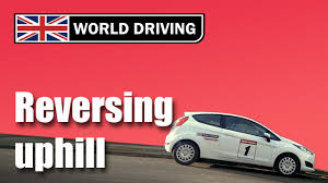 How to do hill starts in reverse in a <b>manual</b>/stick shift <b>car</b> - learning to ...