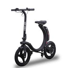 <b>Urban Drift Folding Electric</b> Scooter with Seat for Adults 14inch Air ...