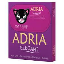 <b>Цветные</b> контактные <b>линзы ADRIA Elegant</b> | Отзывы покупателей