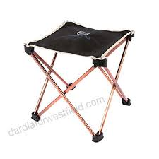 Camping Stool Lightweight, <b>Ultra</b>-<b>Light Aluminum Alloy</b> Portable ...