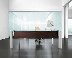 amazing contemporary glass office desk full size amazing glass office desks