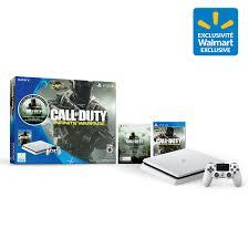 buy video games online consoles hardware walmart call of dutyreg infinite warfare playstationreg 4 glacier white bundle