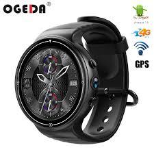 Online Shop <b>OGEDA</b> I8 Men <b>sport smart watch</b> Android 7.0 4G LTE ...