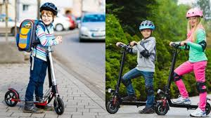 Top 5 Best <b>Electric Scooter For Kids</b> | Fastest Children's Electric ...