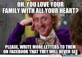 Condescending Wonka by whoawow - Meme Center via Relatably.com