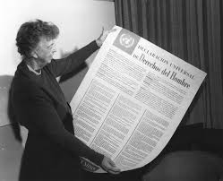 in roosevelt history eleanor roosevelt and universal declaration of human rights