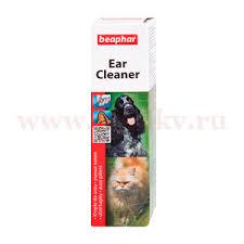 Профилактическое средство <b>Beaphar Ear Cleaner</b> купить в СПб ...