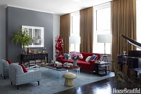 modern living room chic family room decorating