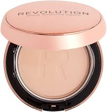 <b>Makeup Revolution</b> Conceal & Define Satte <b>Matte</b> Powder <b>Foundation</b>