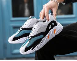 <b>Unisex Sneakers Breathable Running</b> Sports Shoes Jogging Fitness ...