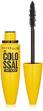 <b>Maybelline Colossal</b> Mascara 100% Black, 10.7ml: Amazon.co.uk ...