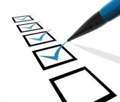 Résultats de recherche d'images pour «checklist»