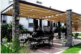 diy patio canopy modern