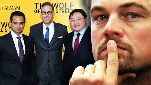 Image result for DiCaprio 1MDB images