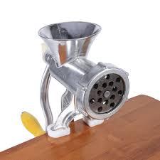 multifunctional manual hand meat grinder mincer zf