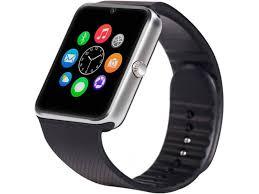<b>Умные часы ZDK</b> GT08 Silver с мобильным приложением Вы ...