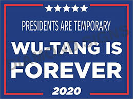 2020 WuTang Is Forever Yard Sign 18x24 with stake ... - Amazon.com