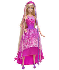 barbie doll pink barbie doll