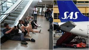 Pilotstrejken flyger vidare | SVT Nyheter